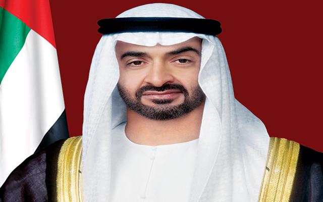 الشيخ محمد بن زايد ولى عهد أبوظبي