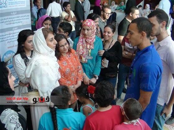 جواهر القاسمي تتبرع بـ10 ملايين جنيه لمستشفى سرطان الأطفال 57357 في مصر