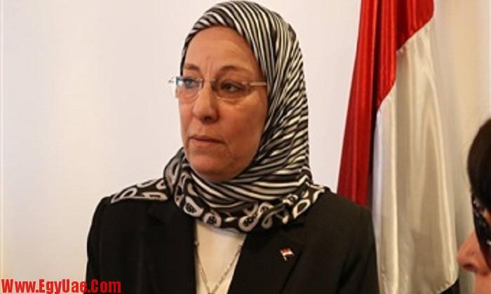 وزيرة-القوى-العاملة-والهجرة-الدكتورة-ناهد-عشري1-700x420